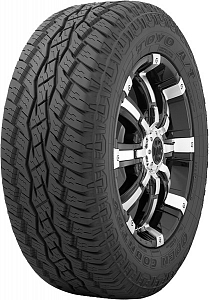 Летние шины Toyo Open Country A/T plus 235/85 R16 0